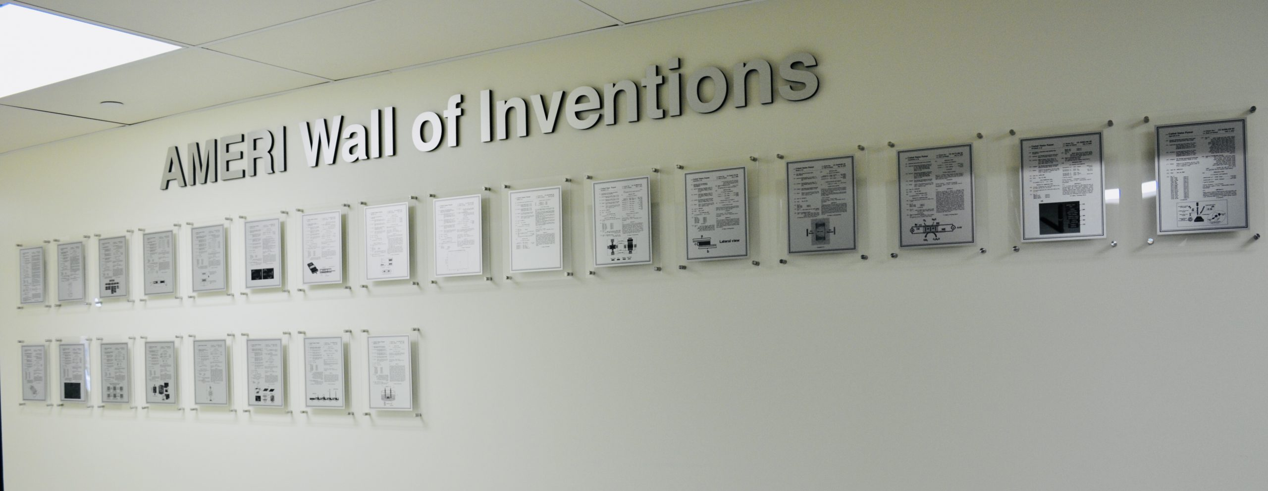 AMERI Patent Story